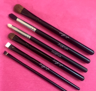Brush set eyeshadow Irvine