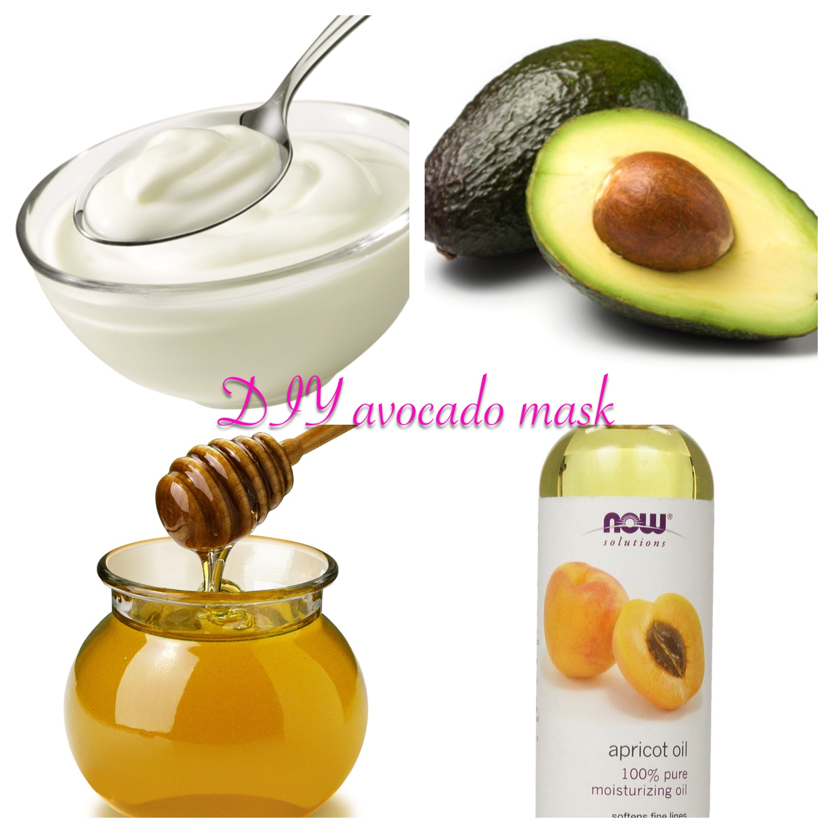 DIY Avocado Mask